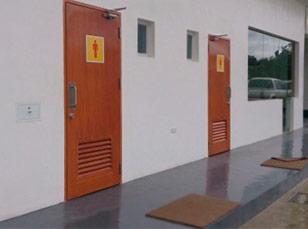 Туалеты для автозаправок