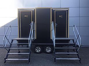 Автономные туалеты для АЗС