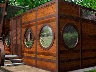 Автономные туалеты для города