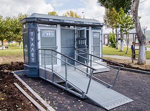Модульные туалеты в Краснодаре